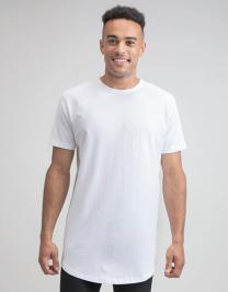 Men`s Organic Long Length T